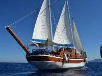 Vacanze a bordo del Caicco Isabella
