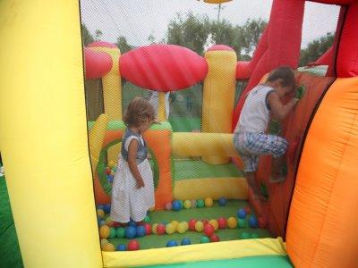 Ingresso parco giochi + cena (adulti)