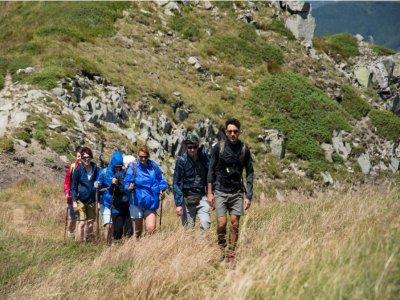Parco avventura selva del Buffardello Trekking