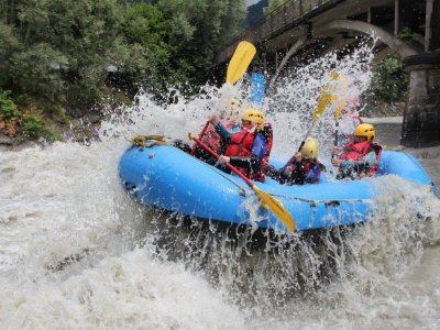 Flying Park Rafting