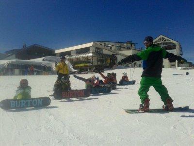 Scuola di sci del Cervino Snowboard