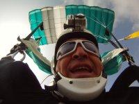 Lancio in paracadute