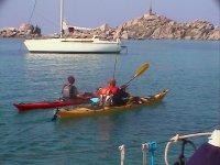 Escursione a Lavezzi (Corsica)