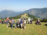 Monte Grappa in Quad