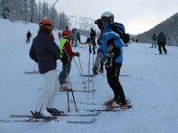 Pronti a sciare