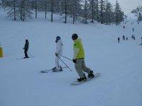 Snowboard a Pino Torinese