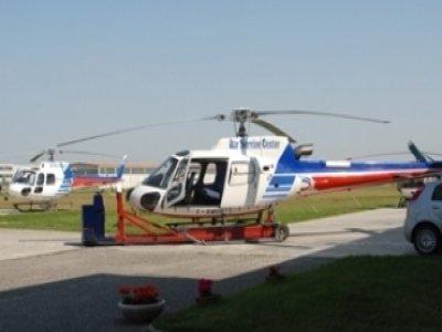 Air Service Center Volo Elicottero