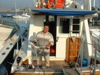 Pescare a bordo