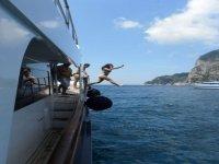 Una gionata in barca