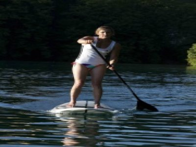 Stickl Sport Camp Paddle Surf