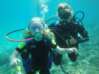 Diving in Elba Procchio