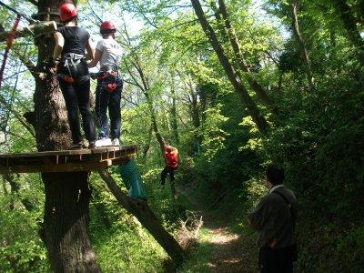 Parco avventura per Bambini a Leonessa