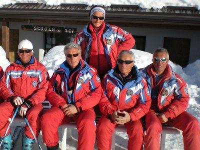 Scuola Sci Bielmonte Snowboard
