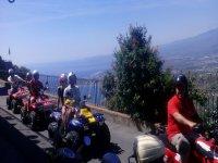 scoprendo nuovi posti a Taormina