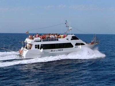 Blu Lines Escursioni in Barca