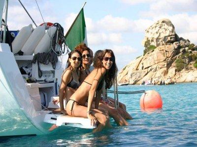 Horca Myseria Cannigione Escursione in Barca