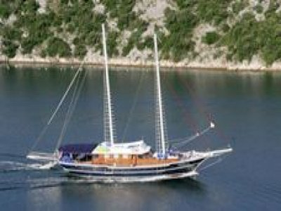 Sailing tour Mykonos - Santorini