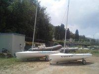 le barche a riposo