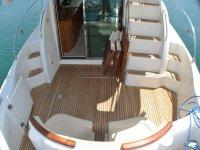 l'entrata alla barca