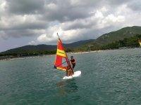 Windsurf lessons