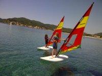 windsurf course