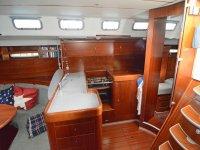 interni della barca