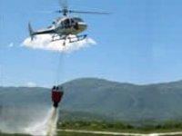 Lavori in elicottero