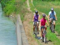 Tour trekking bike