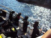 Esercitazioni in mare