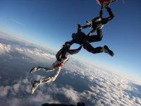 Corsi di paracadutismo nel Monferrato