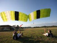 Esercitazioni paracadute