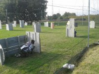 Campo da gioco paintball umbria