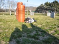 Campo paintball umbria