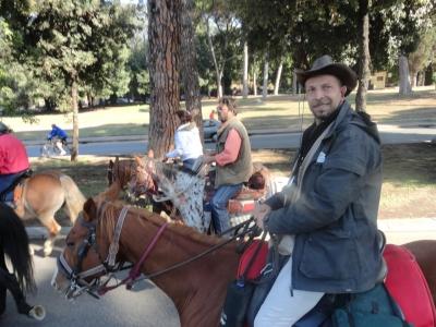 2 notti e passeggiata a cavallo nella Bassa Sabina
