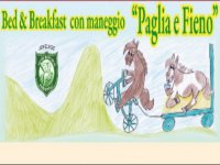 Bed and Breakfast Paglia e FIeno Trekking