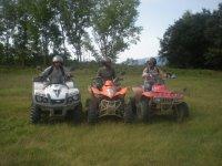 Gruppo di quad