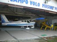 L hangar