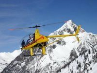 Helicopter piloting course