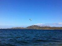 Kite al vento