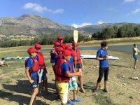 Canoe for children