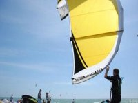 Kitesurf a Reggio Calabria