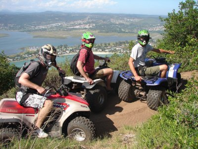 Quad and Vacation in Grosseto