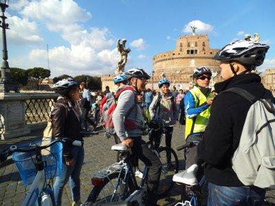 Tour di un giorno in bici alla scoperta di Roma