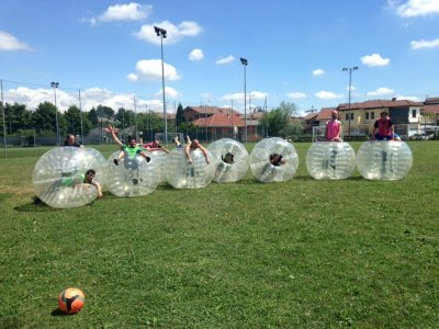 Paintball Village Bubble Football
