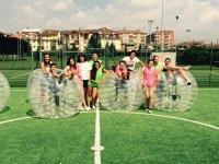 le squadre di bubble