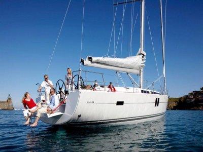 Intermediate sailing course - License extension, Palermo