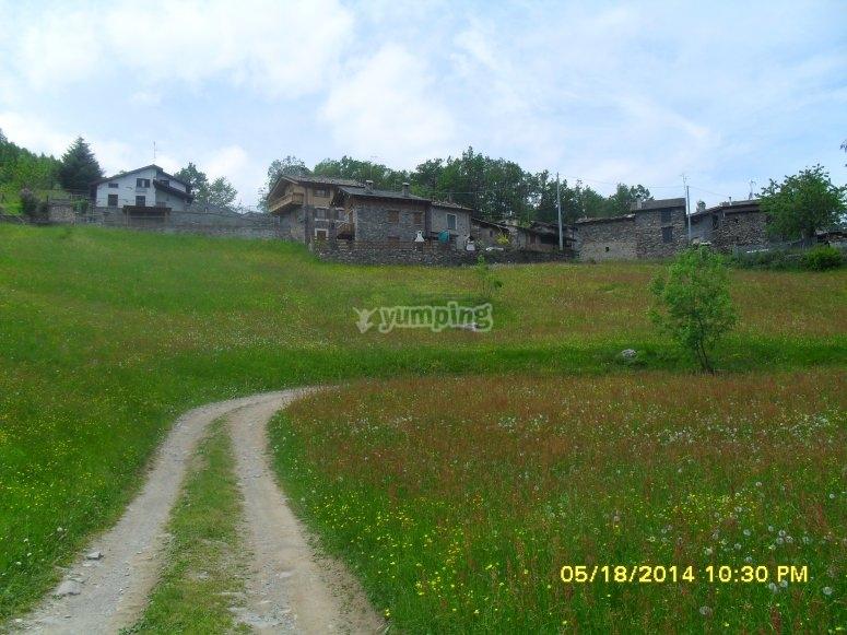 4 ore di quad per due in Valtellina