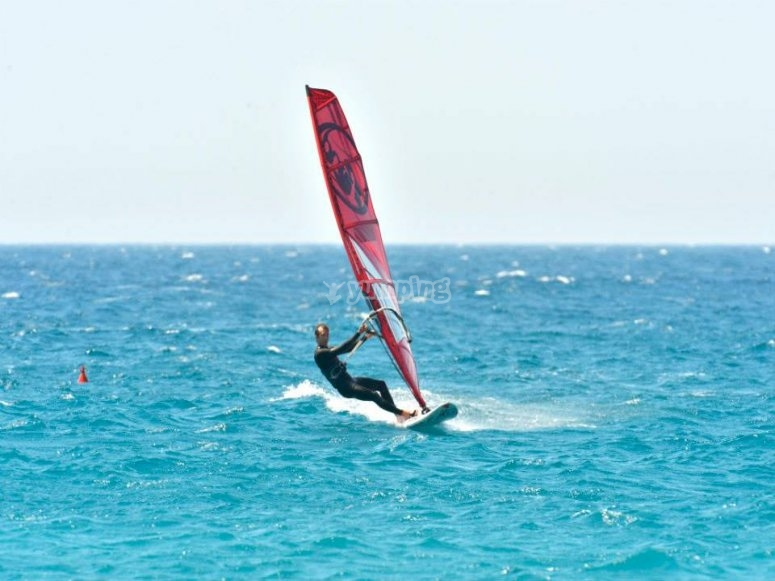 Windsurf in vista!