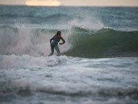 Tra le onde con il surf
