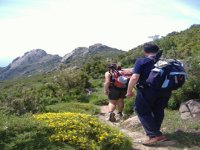 Nordic walking all isola d Elba